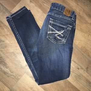 BKE Stella skinny jeans 25